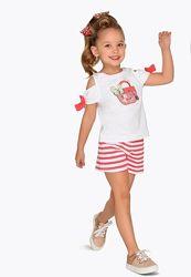 Комплект костюм шорты футболка Mayoral на 104, 110, 116, 122, 128, 134 см