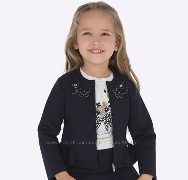Жакет пиджак кофта Mayoral на 104 см
