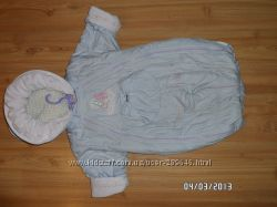 комбинезон Пилгуни от рождения до 80 см