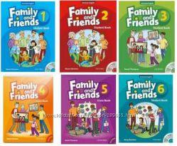 Family and Friends, Solutions и другие учебники английского для школ