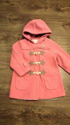 Продам пальто Next флисовое, шикарное3-4 года, 100грн