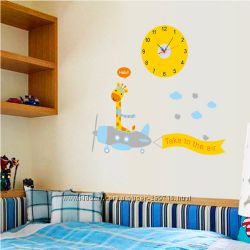 Часики в детскую комнату