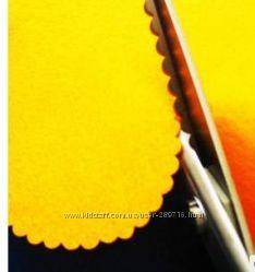 Ножницы зигзаг и волна. Отличное качество