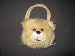 меховая сумочка Teddy
