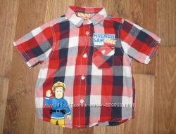 Рубашка на рост 92-98