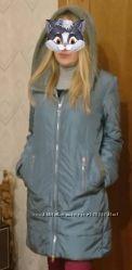 Куртка, пальто, пуховик демисезонная, размер 50