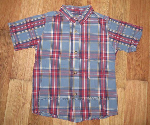 Рубашка M&Co на рост 110 см