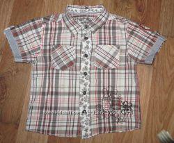 Рубашка на рост 92-98 см