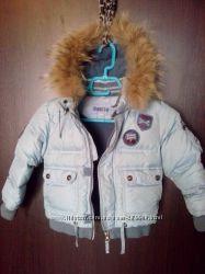 Комбинезон на зиму для мальчика Danilo рост 122