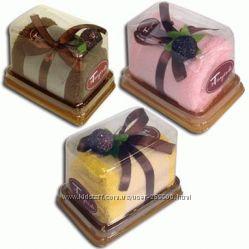 Полотенца-тортики великолепный подарок на любой праздник