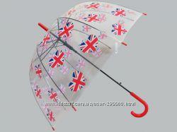 Хит Сезона Прозрачный Зонт Британия