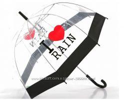 Хит сезона Великолепный прозрачный зонт