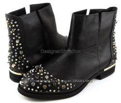 Modern Vice ботинки женские кожа р. 36, 38, 5 демисезон