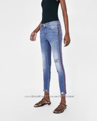 Zara джинсы женские р. 34