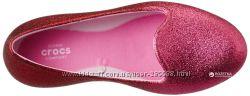 Яркие детские туфельки crocs оригинал размер с8