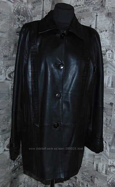 Кожаная куртка для стильных женщин