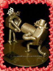 Авторские сувениры из металла от AVPROF