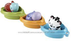 Игрушки-лодочки Fisher-price для купания