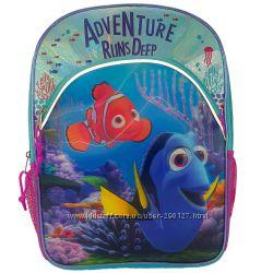 Рюкзак дошкольный - школьный Disney с Дорой, Немо