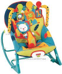 Кресло-качалка Сафари Fisher-Price - Оригинал