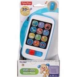 Fisher-Price Умный смартфон - розовый, синий