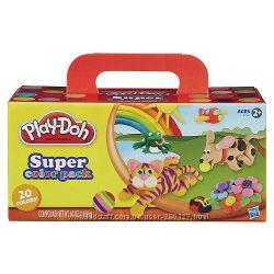 Пластилин поштучно 86 грамм Play-Doh Super Color