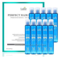 Филлер для волос, 13мл. , 150мл   Есть Опт.  Lador Perfect hair fill-up