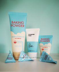 Пенка Etude House Baking Powder 30 мл, 50мл, 180мл