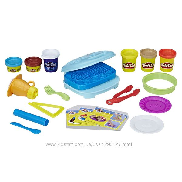 Набор Play-Doh Kitchen Creations Breakfast Bakery