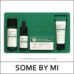 Набор для проблемной кожи с кислотами Some By Mi  AHABHAPHA 30Days