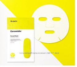 Восстанавливающая тканевая маска с керамидами Dr. Jart