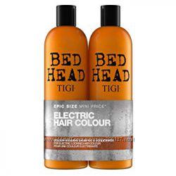 Набор TIGI Bed Head Colour Goddess кондиционер 750мл, шампунь 750мл