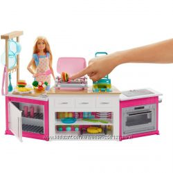 Игровой набор Barbie Ultimate Kitchen Готовим вместе