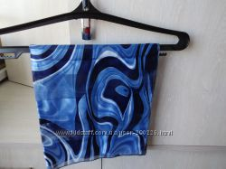 Два миленьких шелковых шейных платочка для модниц
