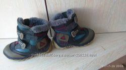 Зимние ботиночки для мальчика B&G, р. 23